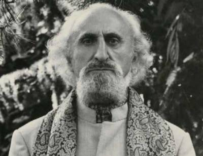Французский учёный Фритьоф Шюон